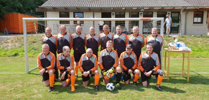 Krusenbuscher Sportverein - Mannschaftsfoto Oldies Ü48